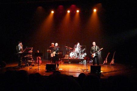 LES  TREATLES  COSSONAY, nov 2009